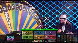 Dream Catcher with Al Capone - Evolution Gaming