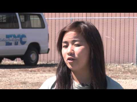 Inside the Ecology Youth Corps