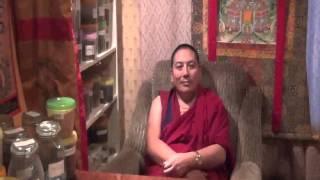 Доктор Ринчен Тензин. Тибетская медицина. Питание и образ жизни.