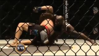 ONE FC 13: Paul Cheng (TW) vs. Alain Ngalani (HK) thumbnail