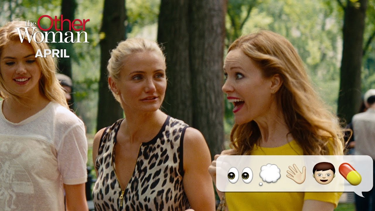 The Other Woman | Emoji Trailer | 20th Century FOX