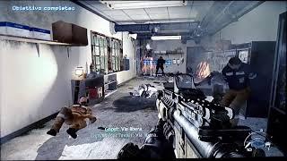 Call of Duty Modern Warfare 2 Xbox 360 Gameplay ITA Cap 8 L'unico giorno facile era ieri