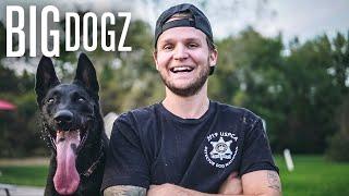 Meet Logan Paul's Celebrity Dog Trainer | BIG DOGZ