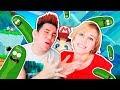 ME GUSTAN LOS PEPINOS | New Super Mario Bros U