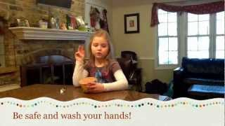 Cooking For Kids With Evelyn West, Age 6