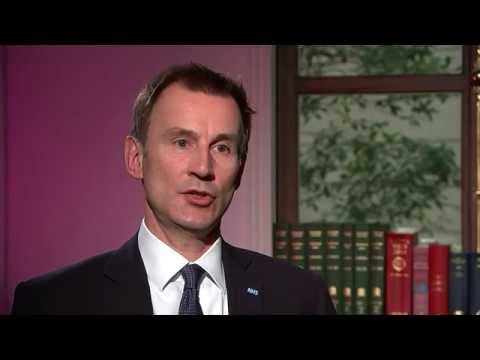 """""""Yes, we are imposing a new contract"""" -- Jeremy Hunt"""