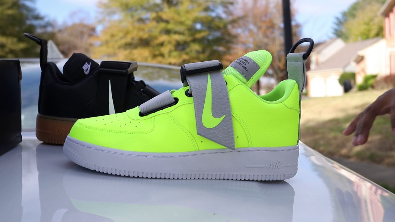 air force 1 low fluo