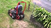 Zero Turn Mowing with a Ferris IS 1500Z - YouTube