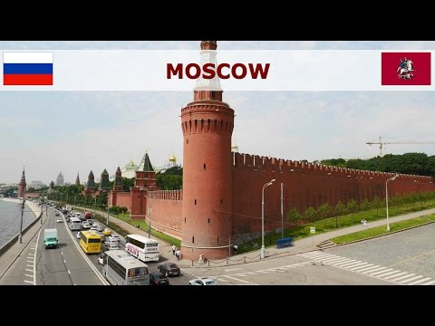 Moscow Sightseeing - A City Tour To The Top Sights