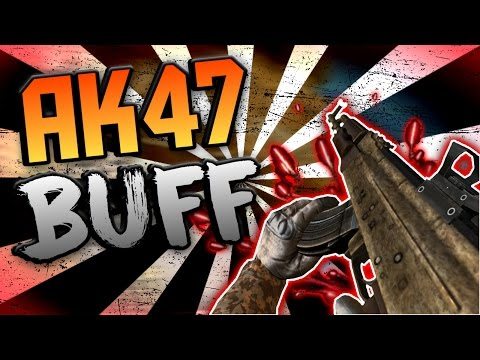 Bullet Force: The AK47 Is Way Better!