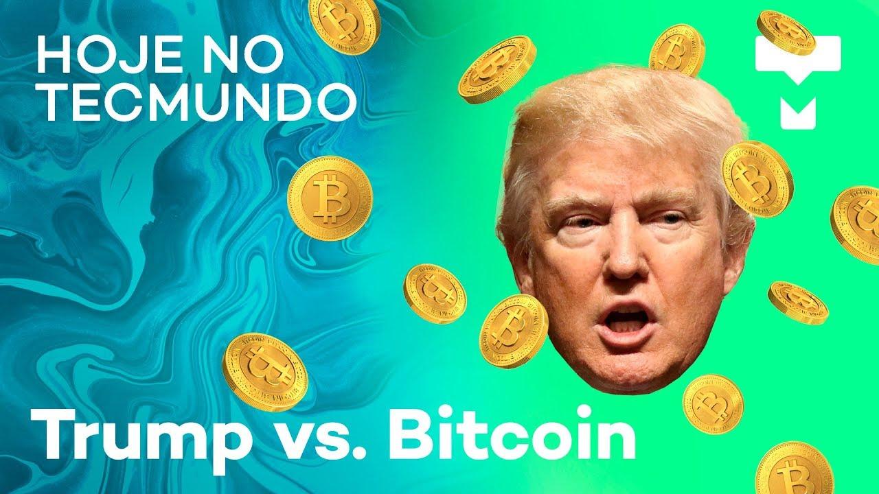 """Donald Trump vede în bitcoin o """"escrocherie"""" îndreptată împotriva dolarului"""