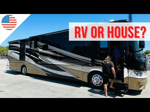 Time to change plans? Should we buy an RV or a HOUSE?  - Family Travel