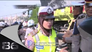 86 - Operasi Patuh di Kembangan, Jakarta Barat - Briptu Primasari Dewi