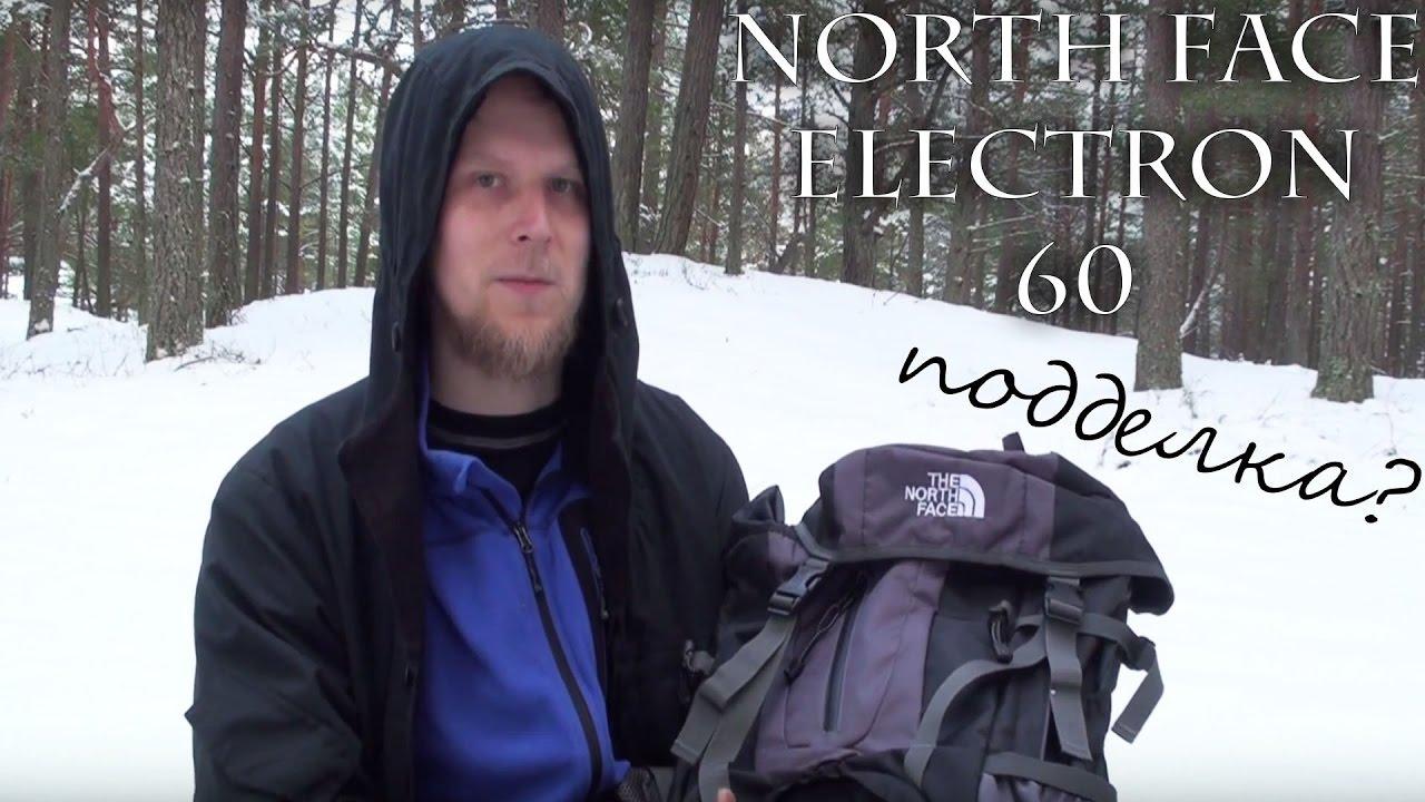 The North Face Recon Backpack - YouTube