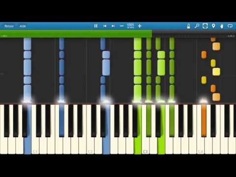 Into the wood Agony synthesia ( sheet download )