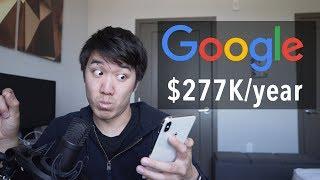 He Got A $277K Google Offer by Lying!