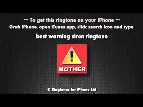 Warning it's the mother (iPhone Ringtone)