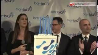 TG ANTENNASUD  10 anni Bariblu con Cecilia Rodriguez e Anna Tatangelo
