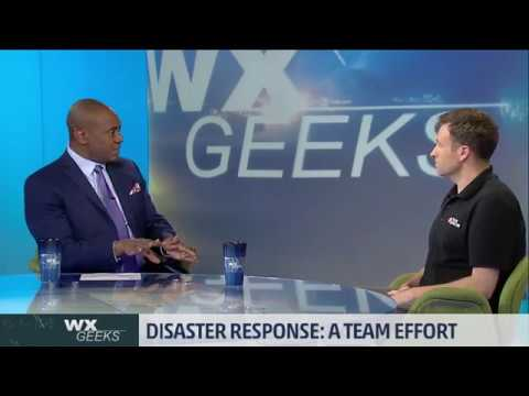 Team Rubicon Appears on WX Geeks