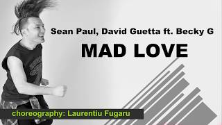 Sean Paul, David Guetta ft  Becky G - Mad Love (Zumba Choreo)