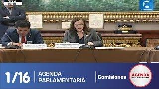 Sesión Comisión de Constitución 1 (19/07/19)