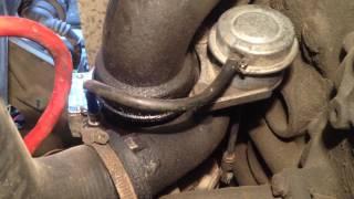 Як збільшити тиск наддуву турбіни BMW m51