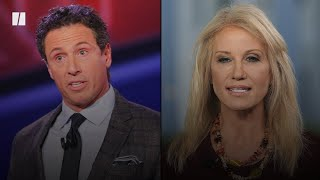 Chris Cuomo On Why He Keeps Defending Kellyanne Conway