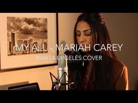 My All - Mariah Carey (Cover by Marta Urgelés)