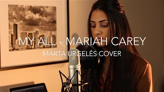 This is my cover of all by mariah carey! it was hard to do but here is, hope you like it!subscribe for more covers :)follow me on:facebook: https://www...
