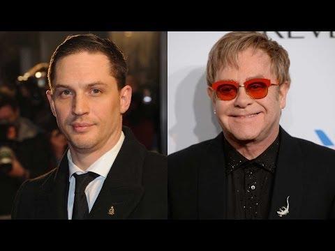 Tom Hardy To Play Elton John In Biopic