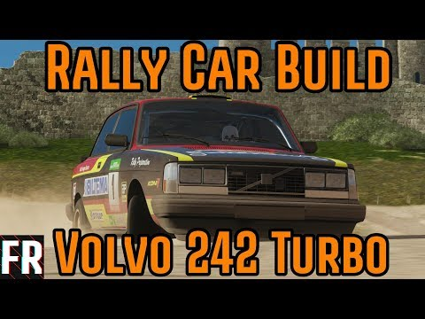 Forza Horizon 4 Rally Car Build - Volvo 242 Turbo thumbnail