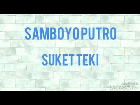 mp3 Jaranan Samboyo Putro-Suket teki