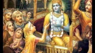 """Srimad Bhagavatam,chant 1,chapitre 10 : """" Sri Krsna part pour Dvaraka"""""""