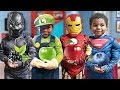 BLACK PANTHER YES LIGHTNING MCQUEEN! Learn to eat Healthy with Nursery Rhyme Skit from Johny Yes Pap