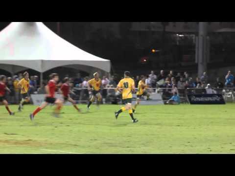 #3 Rugby Classic Australia vs Canada Bermuda November 10 2011