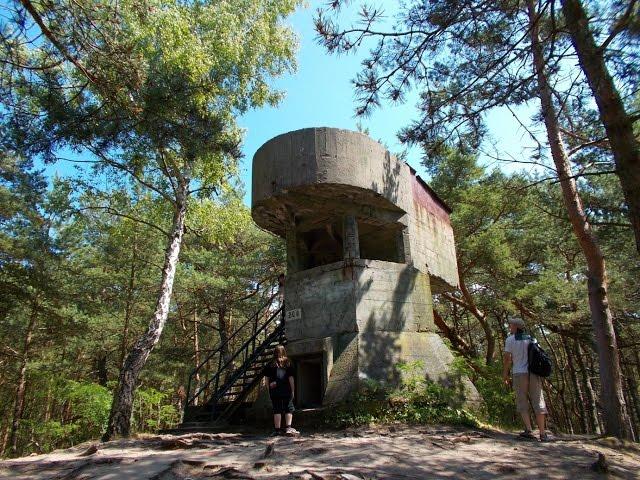 German FuMO-214 Würzburg-Riese Radar Foundation