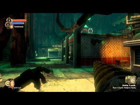 Sofia Lamb - Ryan vs Lamb: Religious Rights (BioShock 2 Audio Diary) [HD]