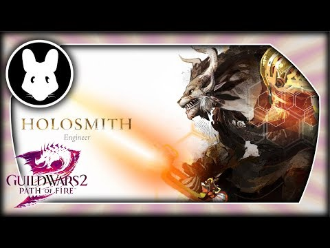 Guild Wars 2: Engineer Holosmith - Elite Specialization for the Path of Fire expansion!