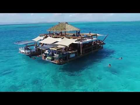 The paradise of Fiji