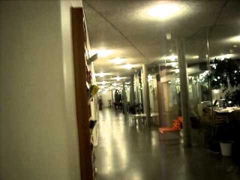 Inside a mental hospital