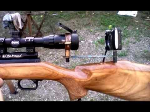 Cara sederhana pasang telscope senapan youtube