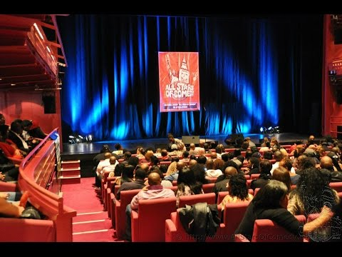 All Stars Of Comedy Friday 9 Oct 2015 LOWRY Theatre Salford, MANCHESTER Tour Video