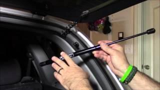 Strong Arm Liftgate Lift Support for 2001-2006 Hyundai Santa Fe Body Doors  gj
