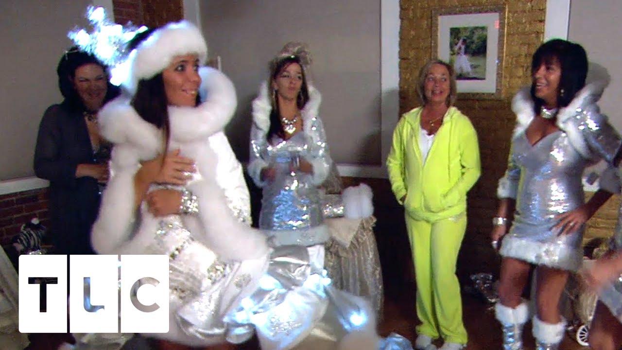 The Worst Wedding Dresses Ever