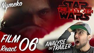 FILM REACT [BA] - Star Wars : Les Derniers Jedi - Nymeko