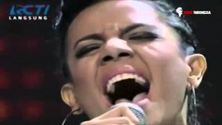 NOWELA MIKHELIA - SUPERWOMAN | Indonesian Idol 2014