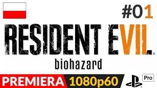 RESIDENT EVIL 7 PL #1 (odc.1) 🍿 Pełna wersja | RE VII: Biohazard gameplay po polsku