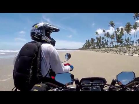 170330 2 of 3 Trinidad Ride - Manzanilla Beach