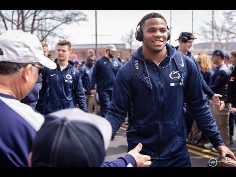 Penn State Blue-White postgame show