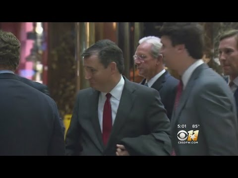 TX Senator Ted Cruz Being Considered For Attorney General